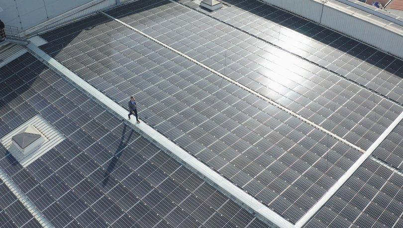 Vodafone Türkiye'den İstanbul'a Güneş Enerjisi Santrali Yatırımı