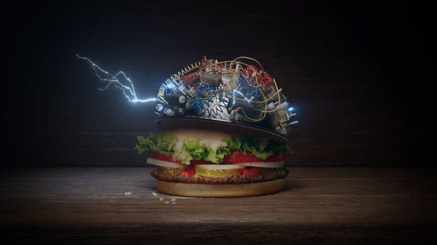 Burger King'ten Geleceğe Gönderilen Whopper