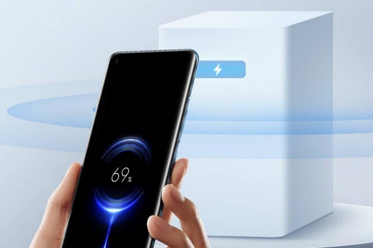 Xiaomi, Kablosuz ve Temassız Şarj Cihazını Duyurdu