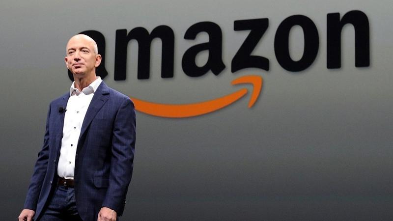 Amazon'un Kurucusu Jeff Bezos'tan Ayrılık Kararı