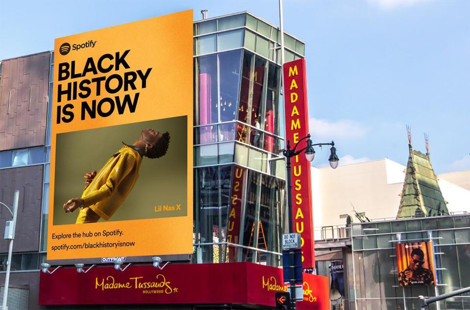 Spotify'dan Black History Month İçin Yeni Program