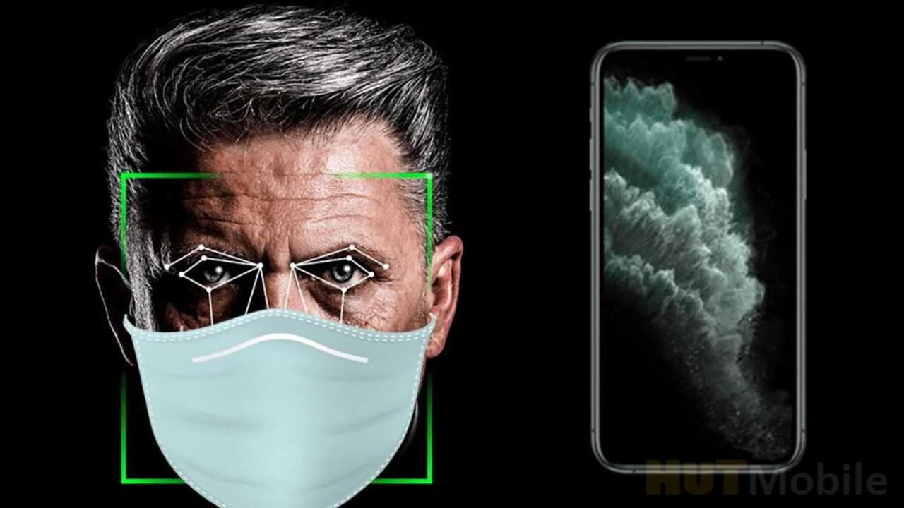 Apple, Yüz Tanıma Teknolojisi ile Maskenin Birlikte Kullanılabileceği Yollar Arıyor