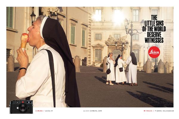 Leica, 10 Yıl Aradan Sonra İlk Küresel Kampanyasını Yayınladı