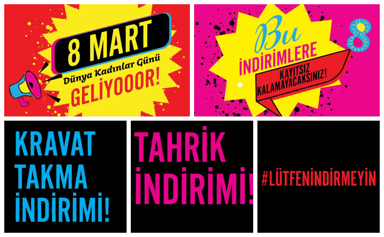 Türkiye ve Dünyadan 2021 Yılının En Dikkat Çeken Kadınlar Günü Reklamları