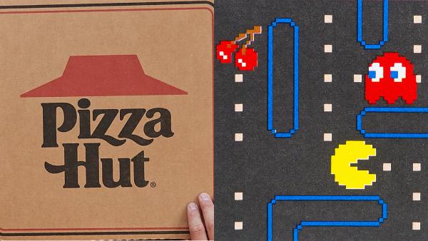 Pizza Hut, Sınırlı Sayıda Hazırlanan Ambalajında Pac-Man'i Oynanabilir Kılıyor
