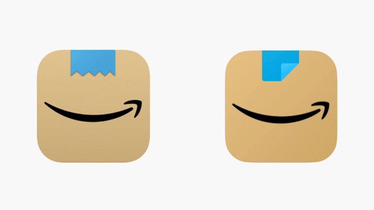 Amazon, Yeni Logosunu Yeniden Değiştirdi