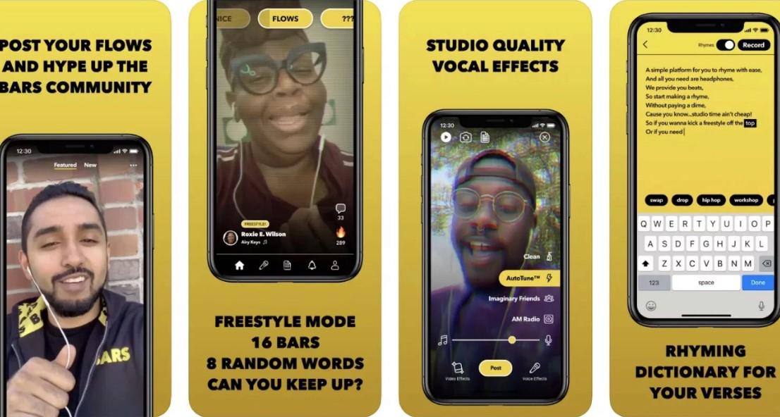 Facebook'un Rap Yapanlara Özel Yeni Uygulaması: Bars