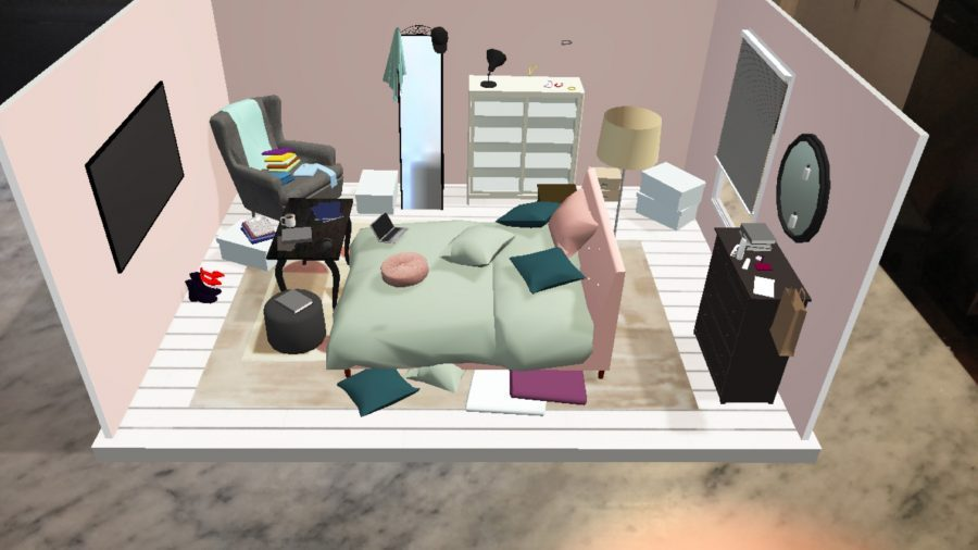 Ikea Snapchat'te Artırılmış Gerçeklik ile Kaçış Odası Yarattı