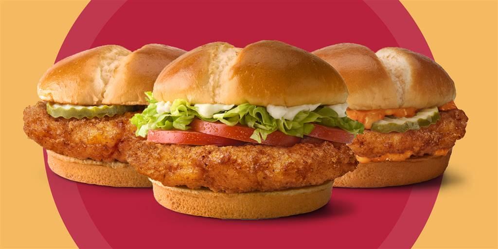 McDonalds'tan Yeni Tavuklu Hamburger Serisi