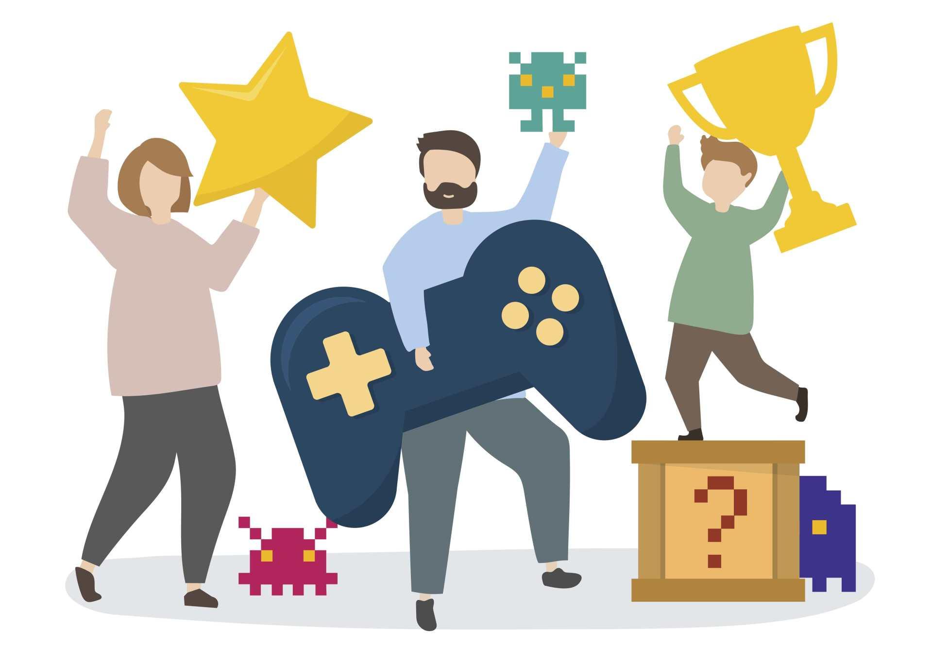 """Kendini Tanıma Yolculuğumuzun Dijital Çağ'daki Durağı: """"Oyun Tabanlı Yetkinlik"""""""