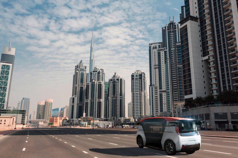 Cruise, Dubai'de RoboTaxi Hizmeti Vermeye Başlayacak