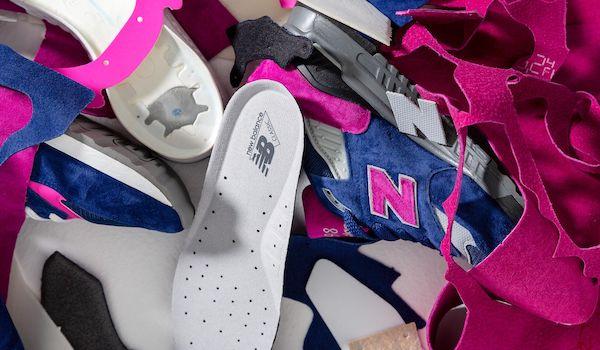 New Balance, Atık Ayakkabı Parçalarından Sürdürülebilir Ayakkabılar Üretiyor