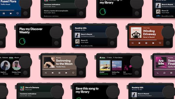 Spotify, Araçlar için Akıllı Kontrollere Sahip Oynatıcı Cihaz Piyasaya Sürüyor