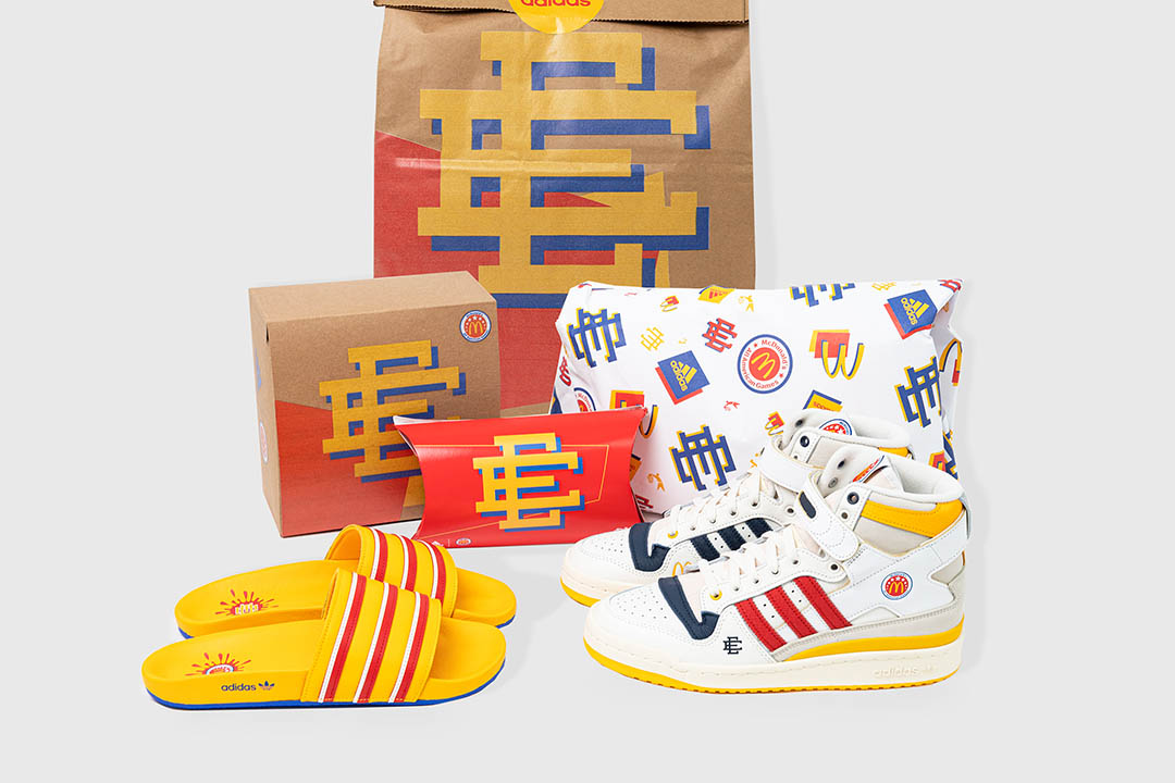 McDonald's All American Games için Adidas Mini Bir Koleksiyon Çıkardı