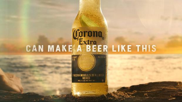 %100 Doğal İçeriğe Sahip Corona Biradan, Doğanın Gücüne Odaklanan Reklam Filmi