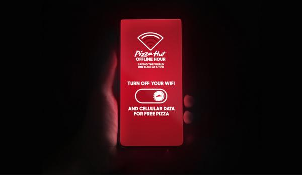 Pizza Hut, Wi-Fi Kapatan Kullanıcılarına Ücretsiz Pizza Veriyor