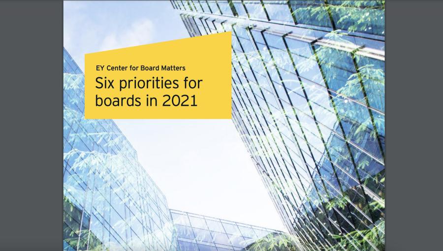 2021'de Şirketler İçin Önemli 6 Konu