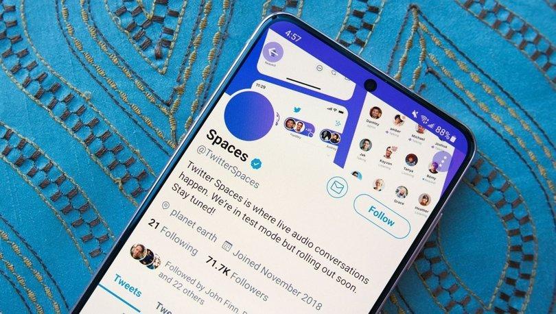 Twitter'in Sohbet Odası Özelliği Spaces Resmi Olarak Kullanımda