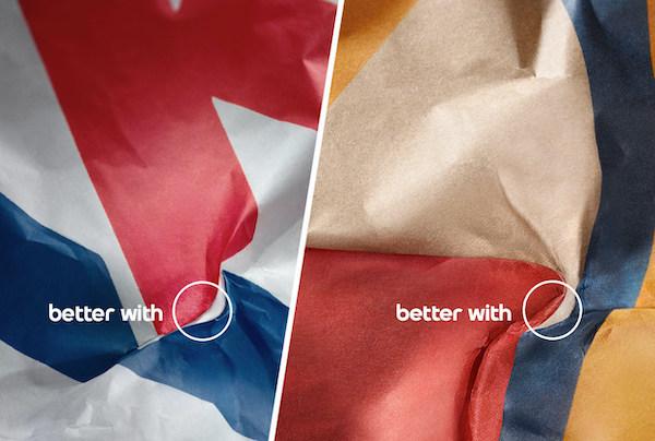 Pepsi, Fast Food Devlerinin Logolarında Kendi Logosunun Saklı Olduğunu Söylüyor