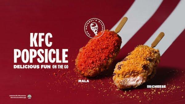 """KFC'den """"Finger Lickin Good"""" Sloganını Rafa Kaldıracak Bir Ürün"""