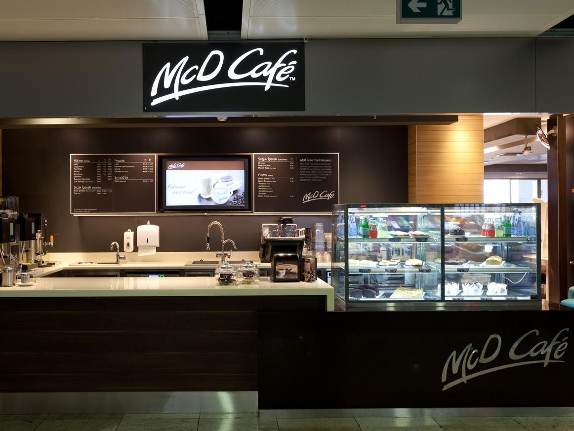 McDonalds'ın Hedefinde Yine Kahveciler Var