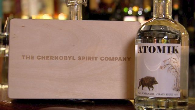 Çernobil'de 1986'dan Sonra İlk Kez Vodka Üretildi