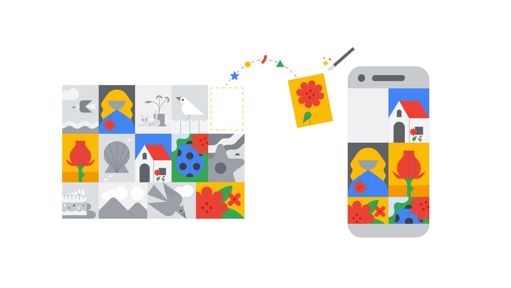 Google'dan Fotoğraflarınız için Parolalı Koruma Özelliği