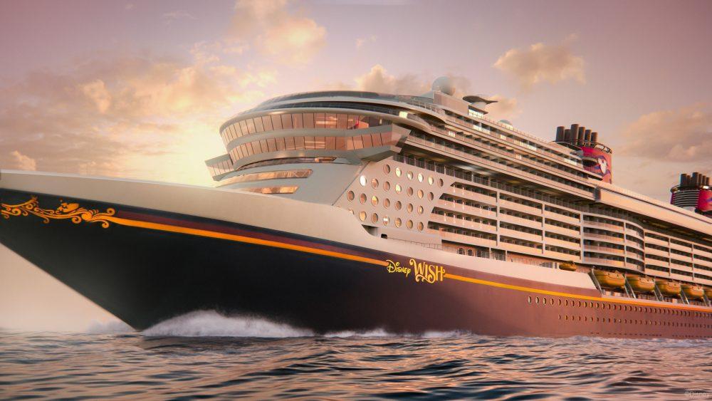 Disney Farklı Temalarda Odalara Sahip Bir Yolcu Gemisi İnşa Ediyor