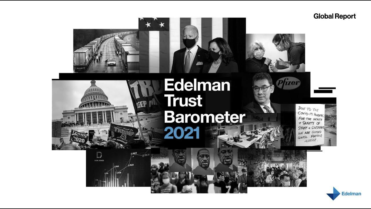 Edelman Güven Barometresi 2021