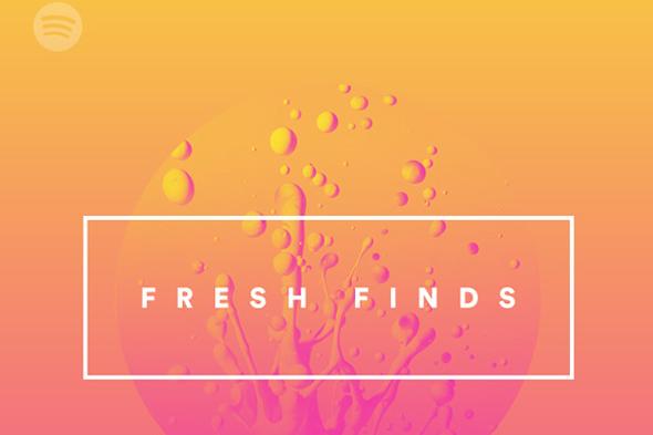 Spotify'dan Bağımsız Sanatçılara Özel 'Fresh Finds' Özelliği