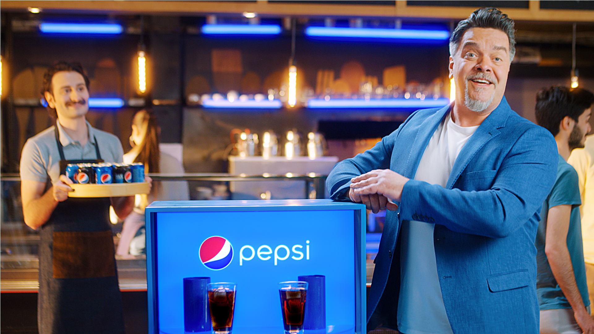 """Pepsi'nin Yeni  """"ÇOK OKEY"""" Kampanyası"""