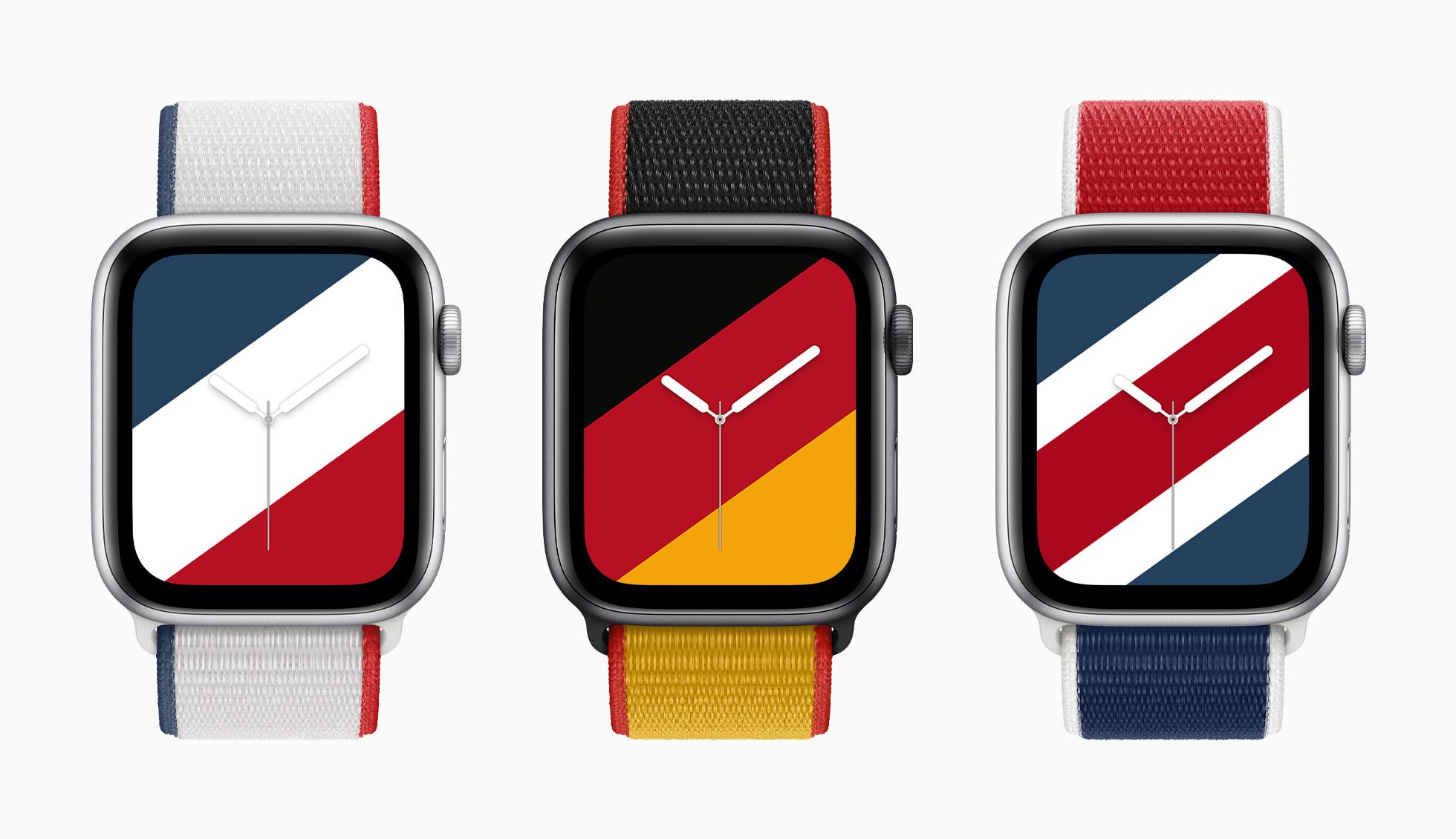 Apple'dan Tokyo Olimpiyatları'na özel Watch koleksiyonu