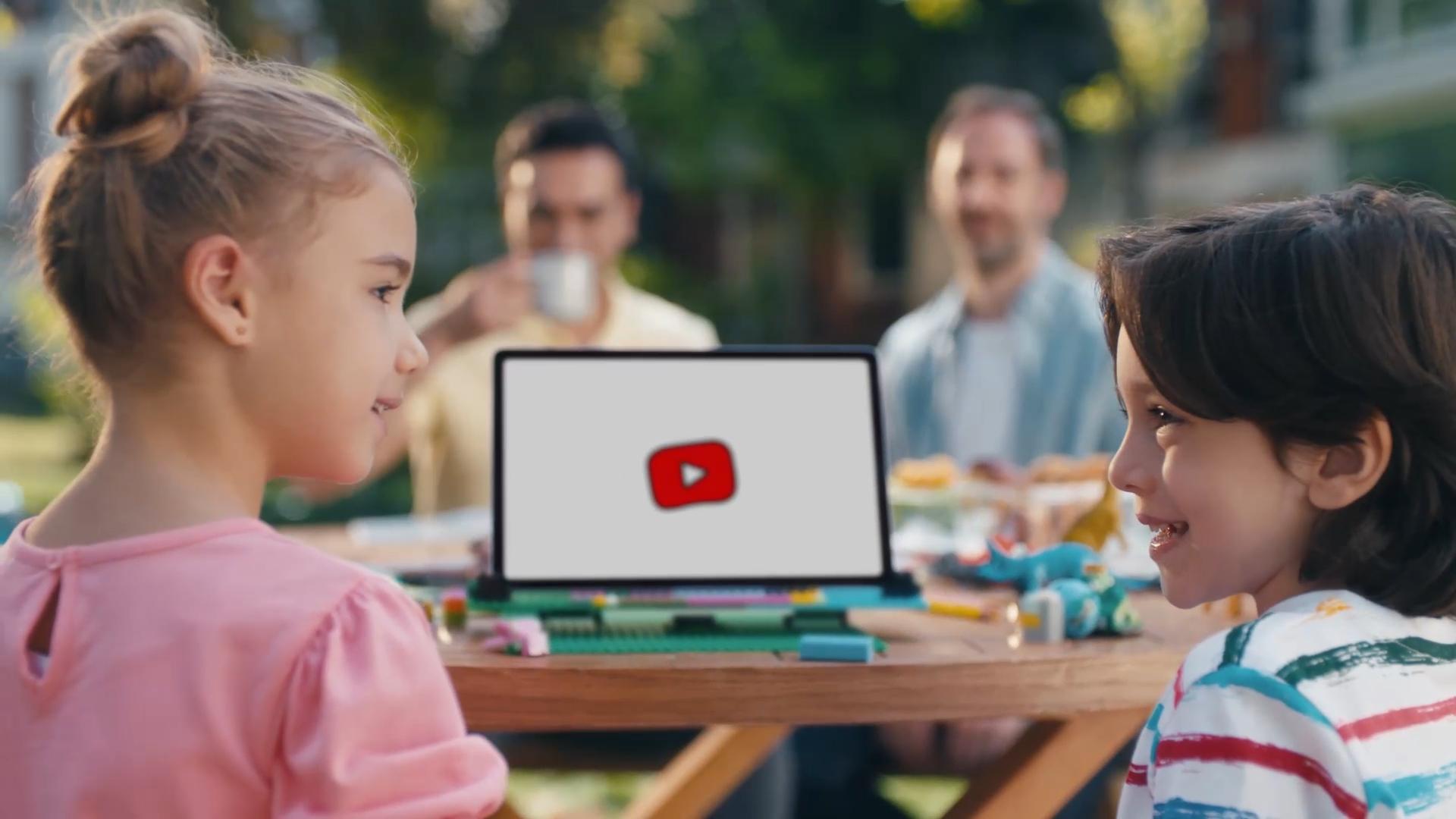Samsung ve Google'ın çocuklar için bir araya geldiği reklam filmi yayınlandı