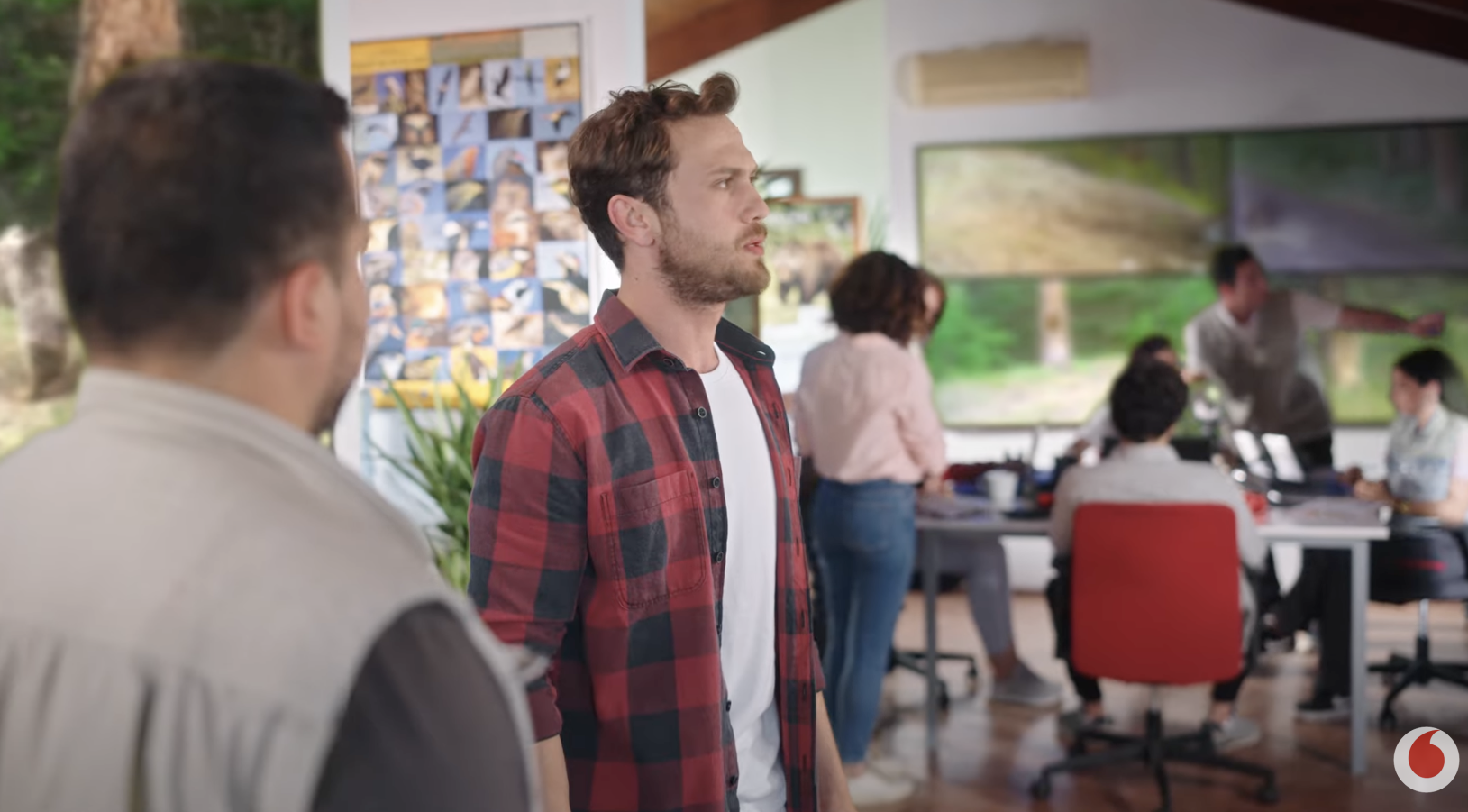 Vodafone'dan yeni nesil düşünenler için reklam filmi