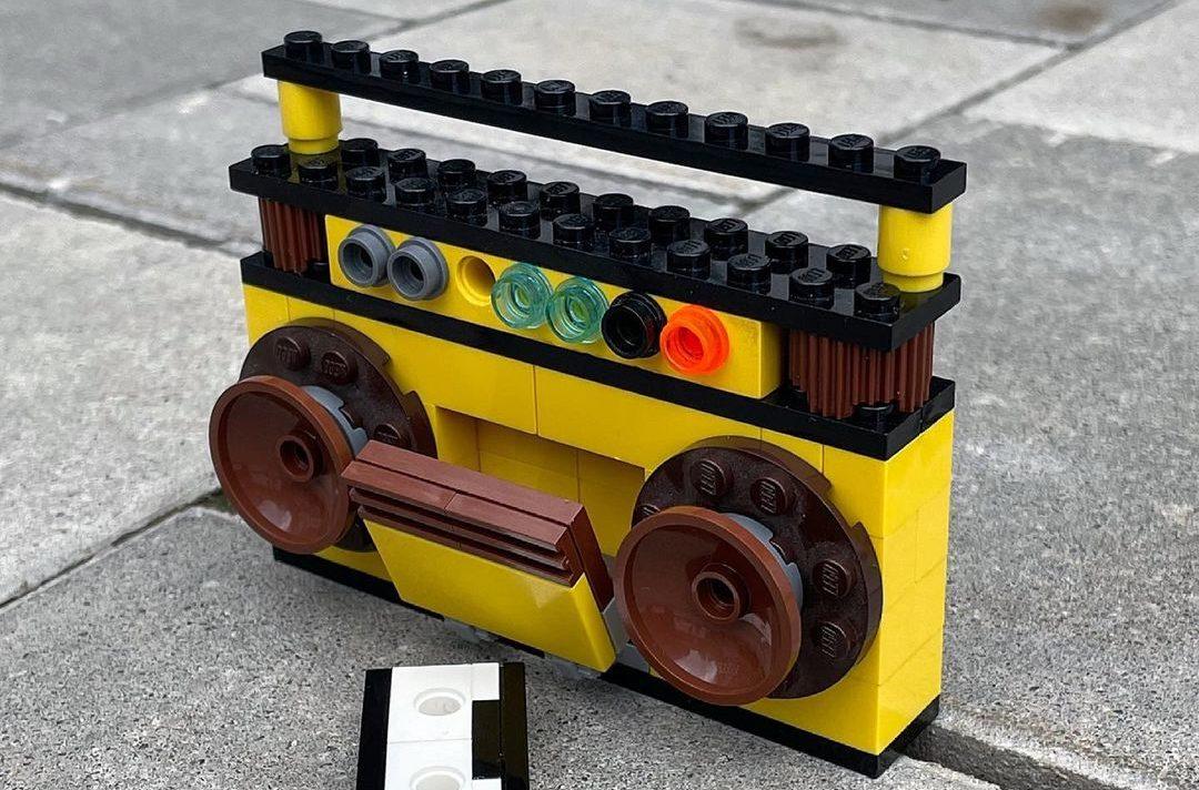 LEGO'dan yeni yapay zeka tabanlı tarayıcı