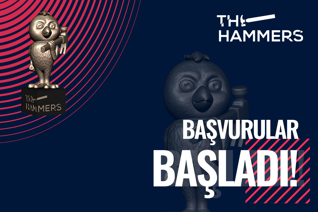 The Hammers Awards 2021 başvuruları başladı!