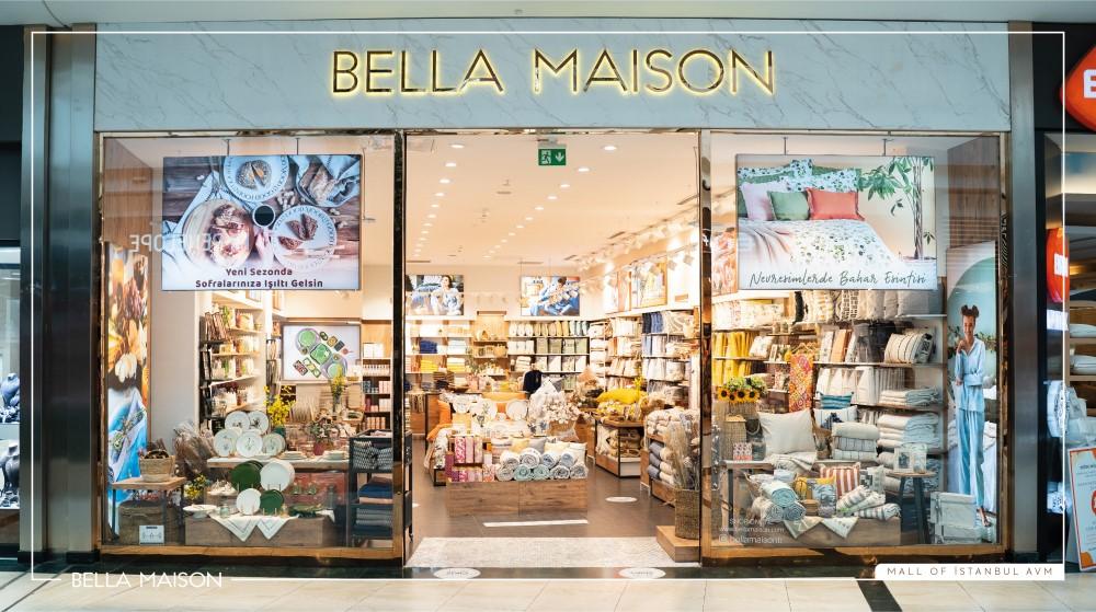 Bella Maison kreatif ajansını seçti