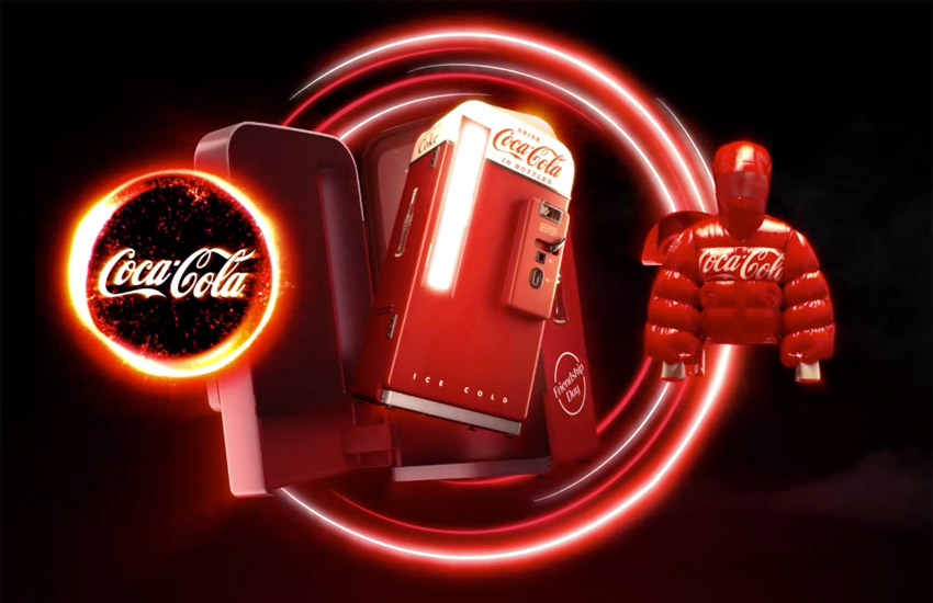Coca-Cola'dan ilk NFT hamlesi
