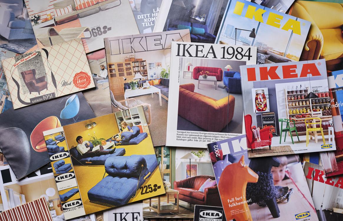 IKEA ile zamanda yolculuk