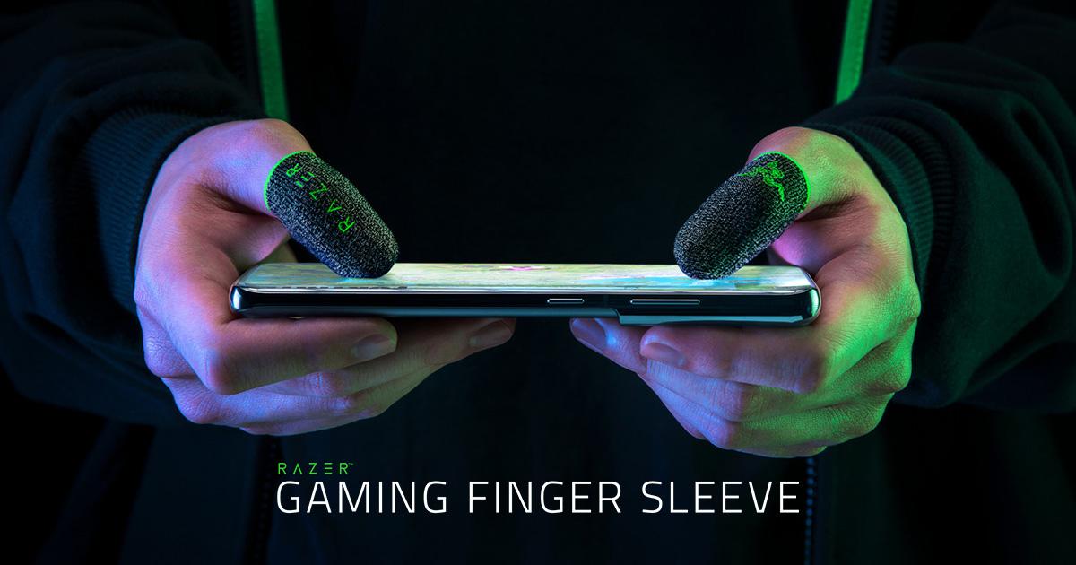 Razer'dan mobil oyuncular için parmak kılıfı
