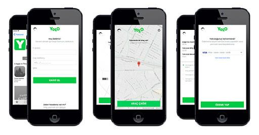 YOLO, hizmet ağını genişletiyor