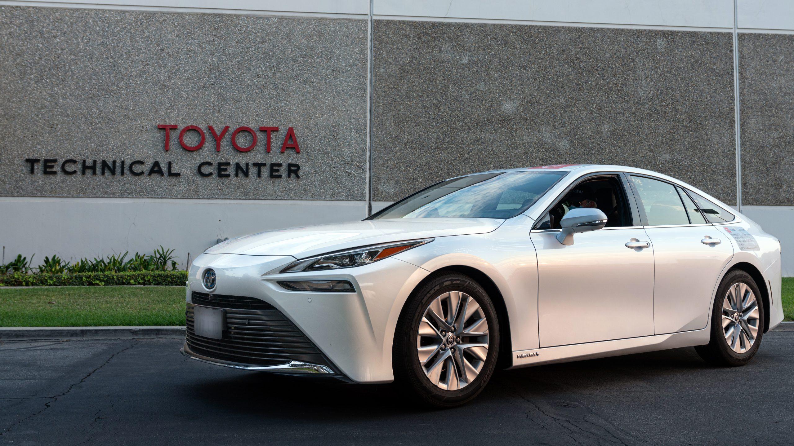 Toyota'dan Guinness rekoru
