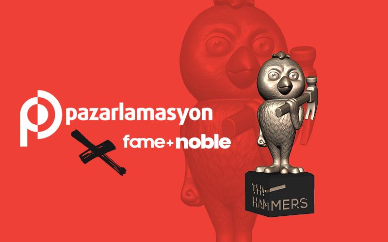 """The Hammers Awards, dünyada ilk kez """"NFT"""" ödülü ile karşınızda!"""