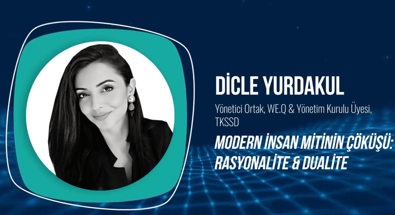 Doç. Dr. Dicle Yurdakul, Marketing MeetUp sahnesinde