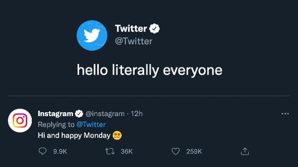 Twitter'ın sosyal medya kesintisi hakkında attığı tweet'e dev markalardan yanıt geldi